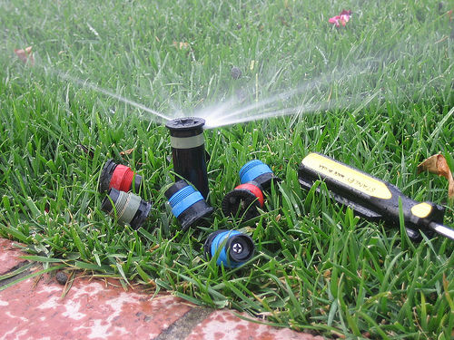 SprinklerHead